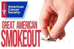 Smokers urged to quit Nov. 20