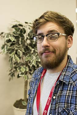 Bryce McElhaney, Editor