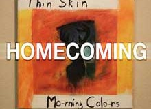 Thin skin morning colors