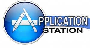 Application Station Logo