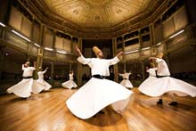 Whirling Dervishes performance draws large audience