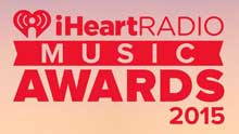 iHeartRadio Music Awards 2015 logo