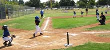 T-ball a big hit with moms and kids