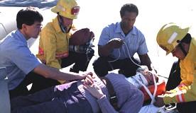 emergency medical training