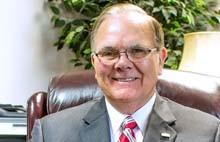 OCCC President Jerry Steward