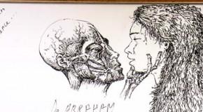 abraham cadaver art