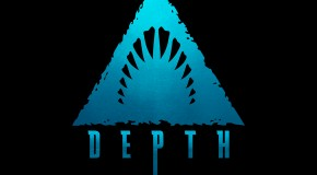 Depth video game