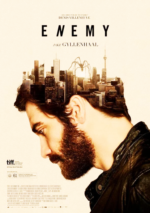 'Enemy' starts slow, ends campy