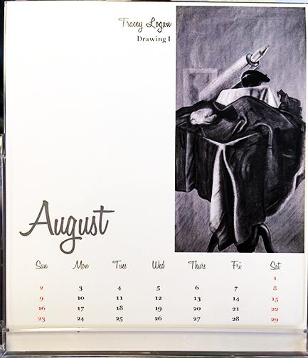OCCC Art Calendar