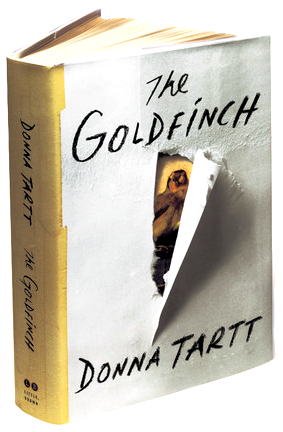"""The Goldfinch"" by Donna Tartt"