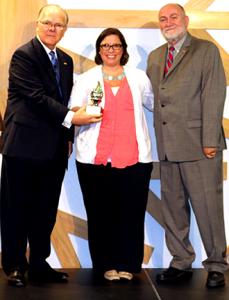 Erin Logan Robert P. Todd Award