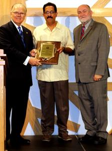 Ramachandran Vijiyan Faculty Employee of the Year