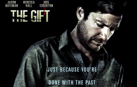 """The Gift"" movie post"