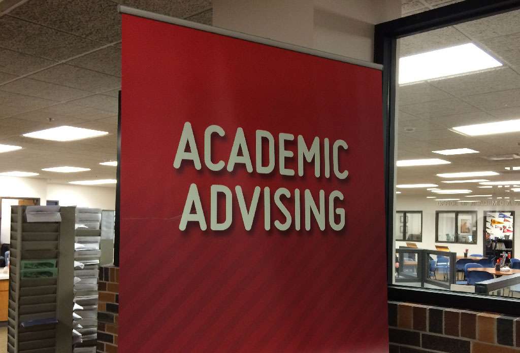 Students should request faculty advisers early on