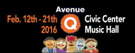 """Avenue Q"" performace dates"