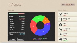 Spending Tracker App