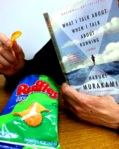 chips and book