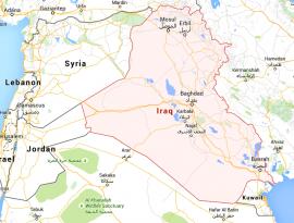 ++Iraq-map