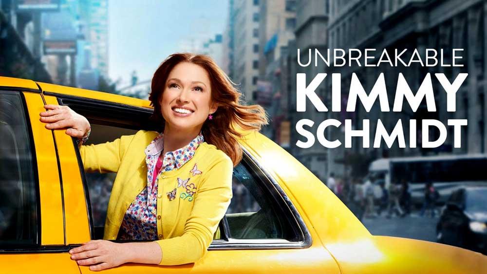 """""""Unbreakable Kimmy Schmidt"""" banner"""