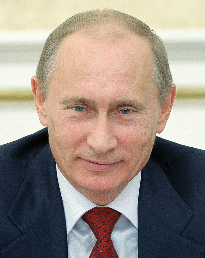 Russian President Valdimir Putin