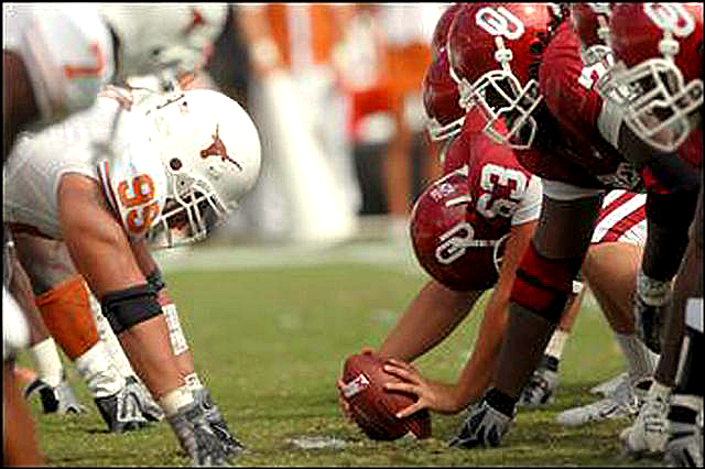 Texas vs Oklahoma