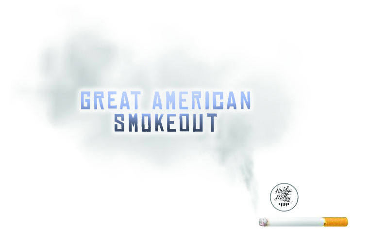 Great American Smokeout encourages smokers to quit