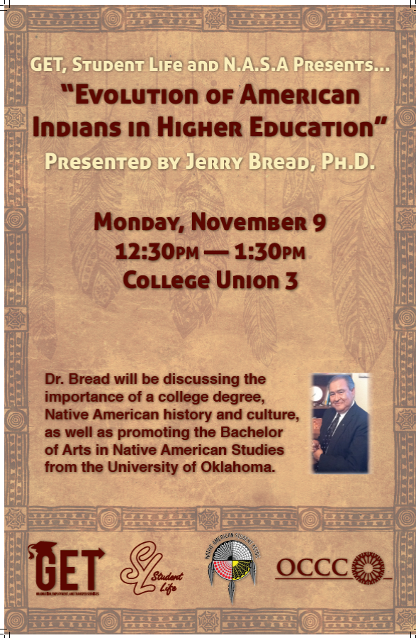 Native American Studies professor to discuss history