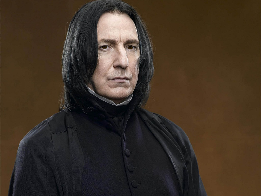 Snape Tribute Blog – Spencer Grant