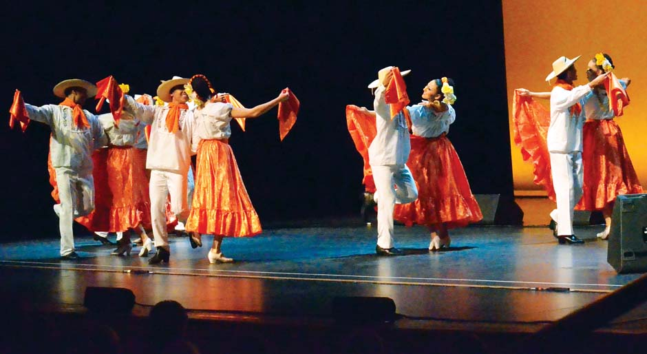 Ballet Folklorico Mexicano