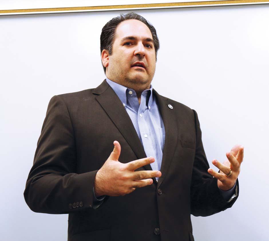 Senator Kyle Loveless