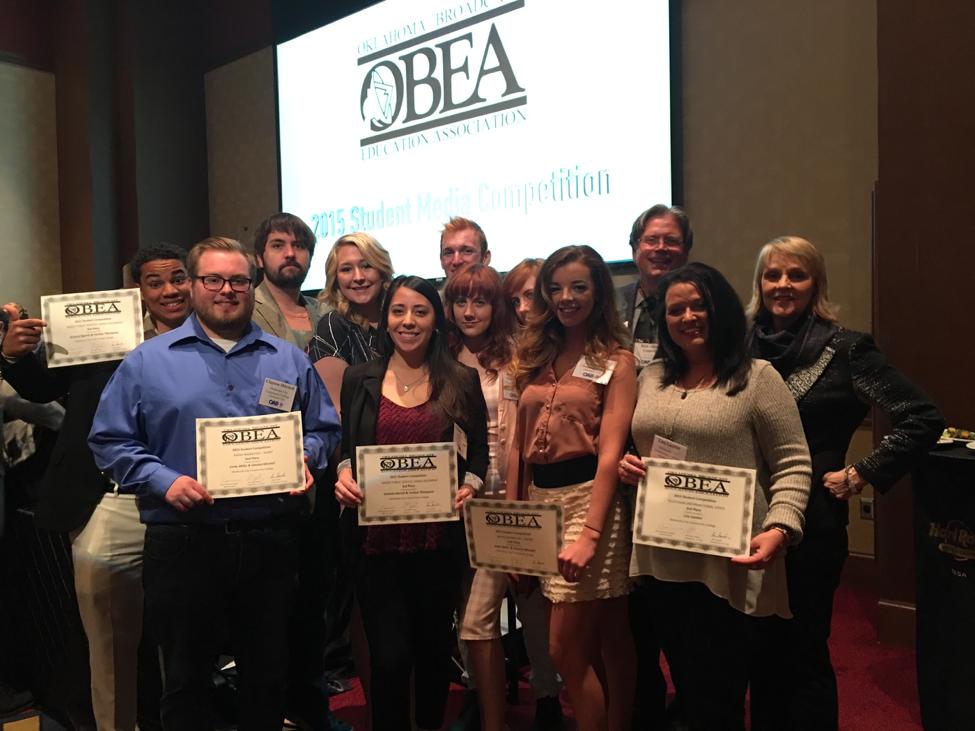 OBEA award