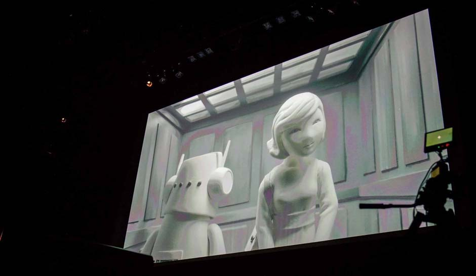 Kid Koala's 'Nufonia Must Fall' previewed for local elementary school kids