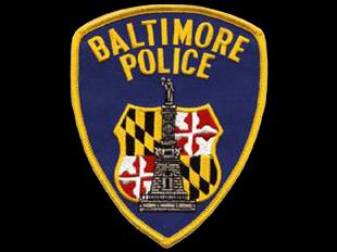 Baltimore Police Emblem