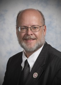 Acting Vice President for Academic Affairs Greg Gardner