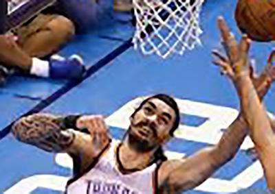 Thunder to face Rockets