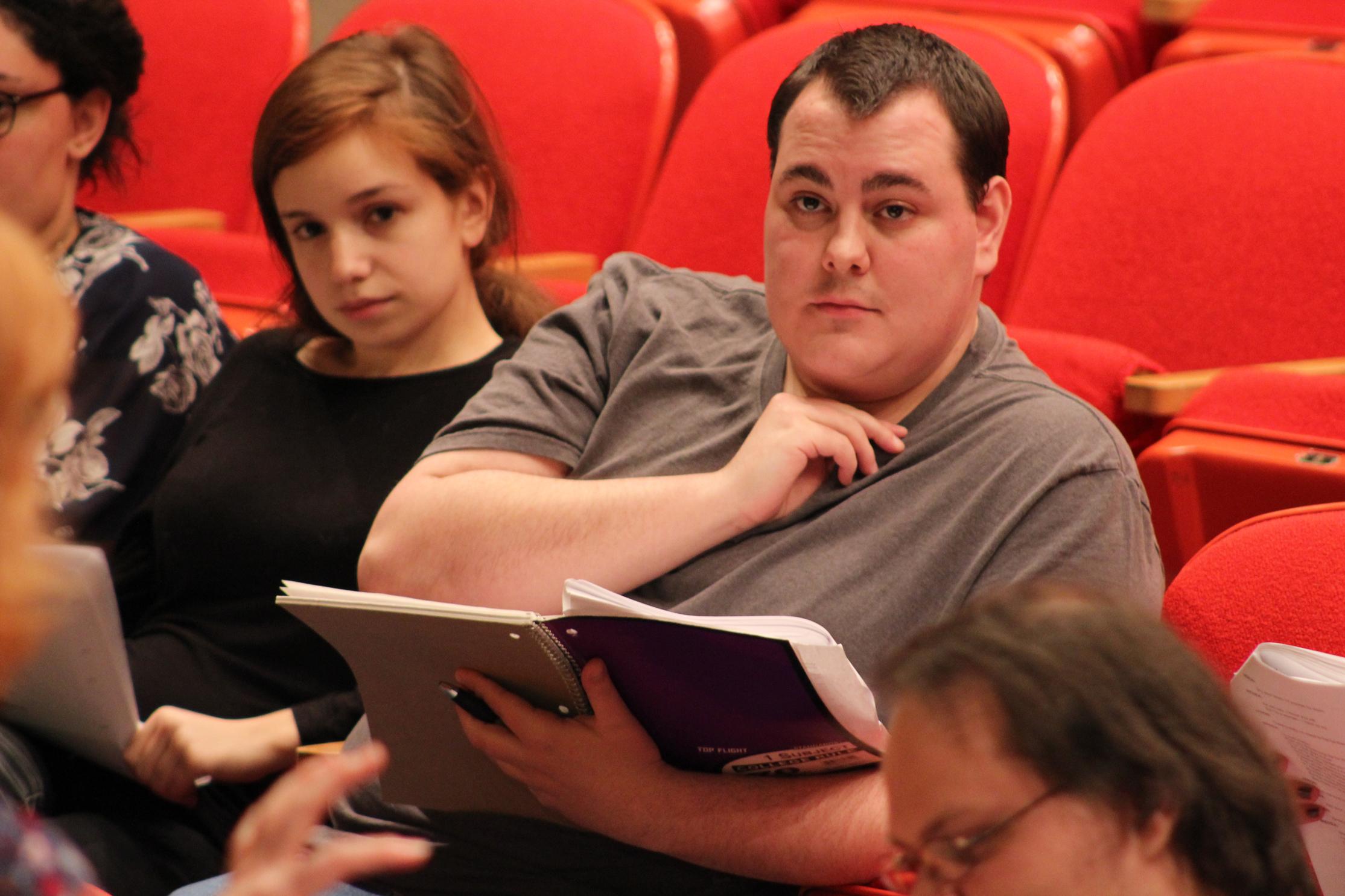 OCCC Theatre Presents Euripides' Medea