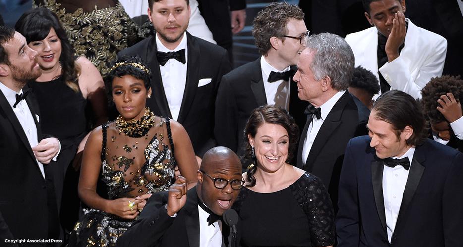 89th Academy Award Night Roundup