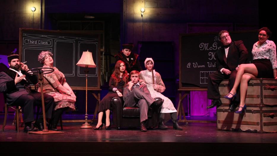 "OCCC Theatre Presents ""The 39 Steps"""