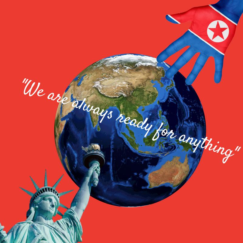 Tension Rises Between U.S., North Korea