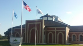 The Islamic Society of Greater Oklahoma City. Photo by Natalie Nell