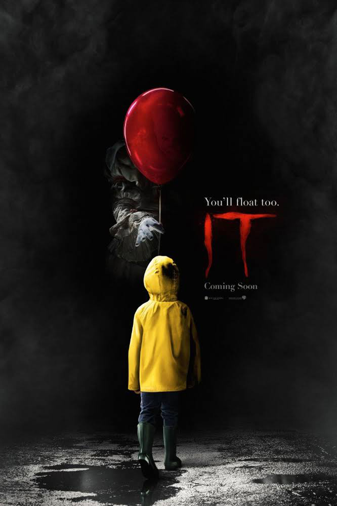 Stephen King's IT: Then and Now