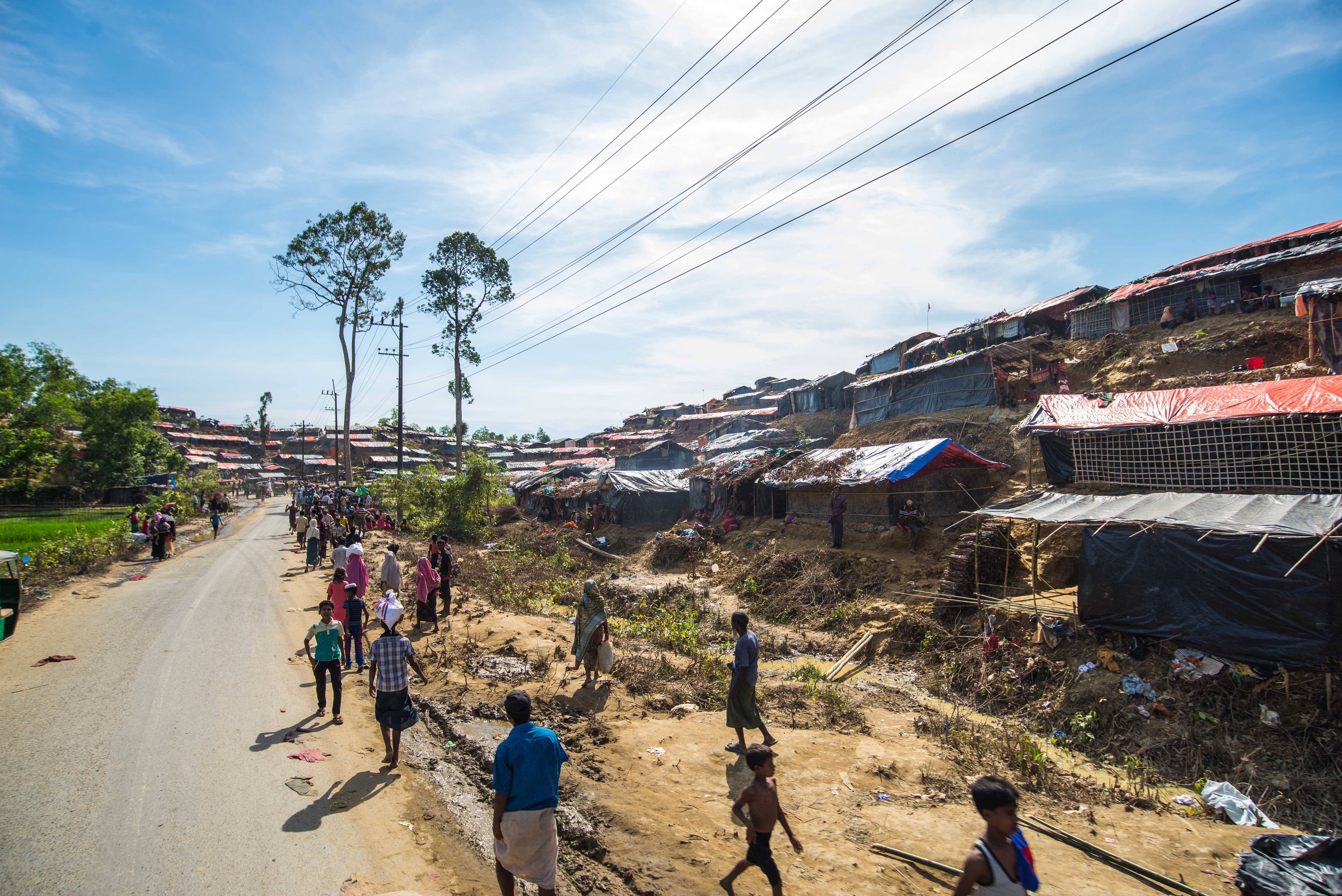 Poverty and Violence Haunt Myanmar