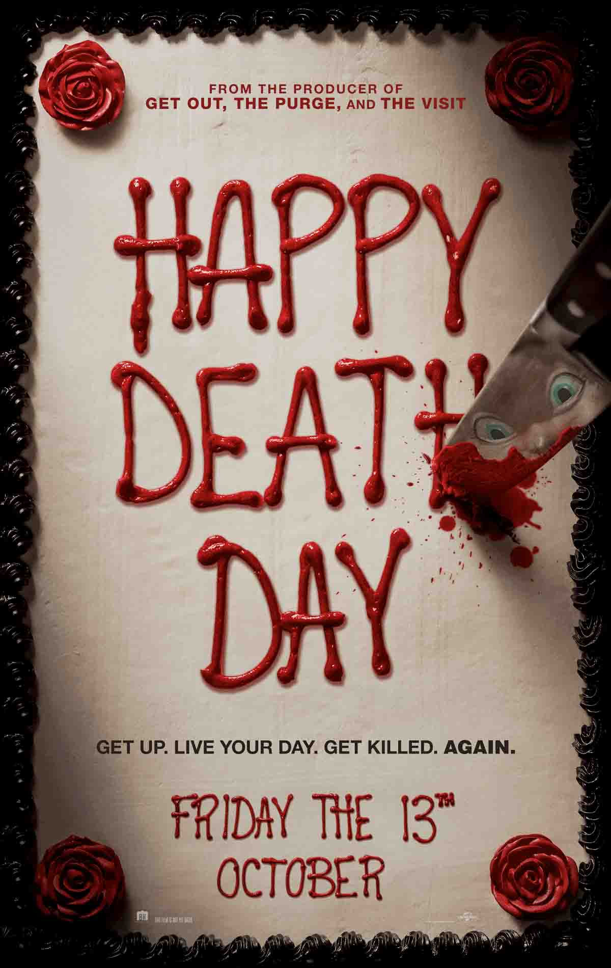 Happy Death Day & 5 Survival Rules in Horror
