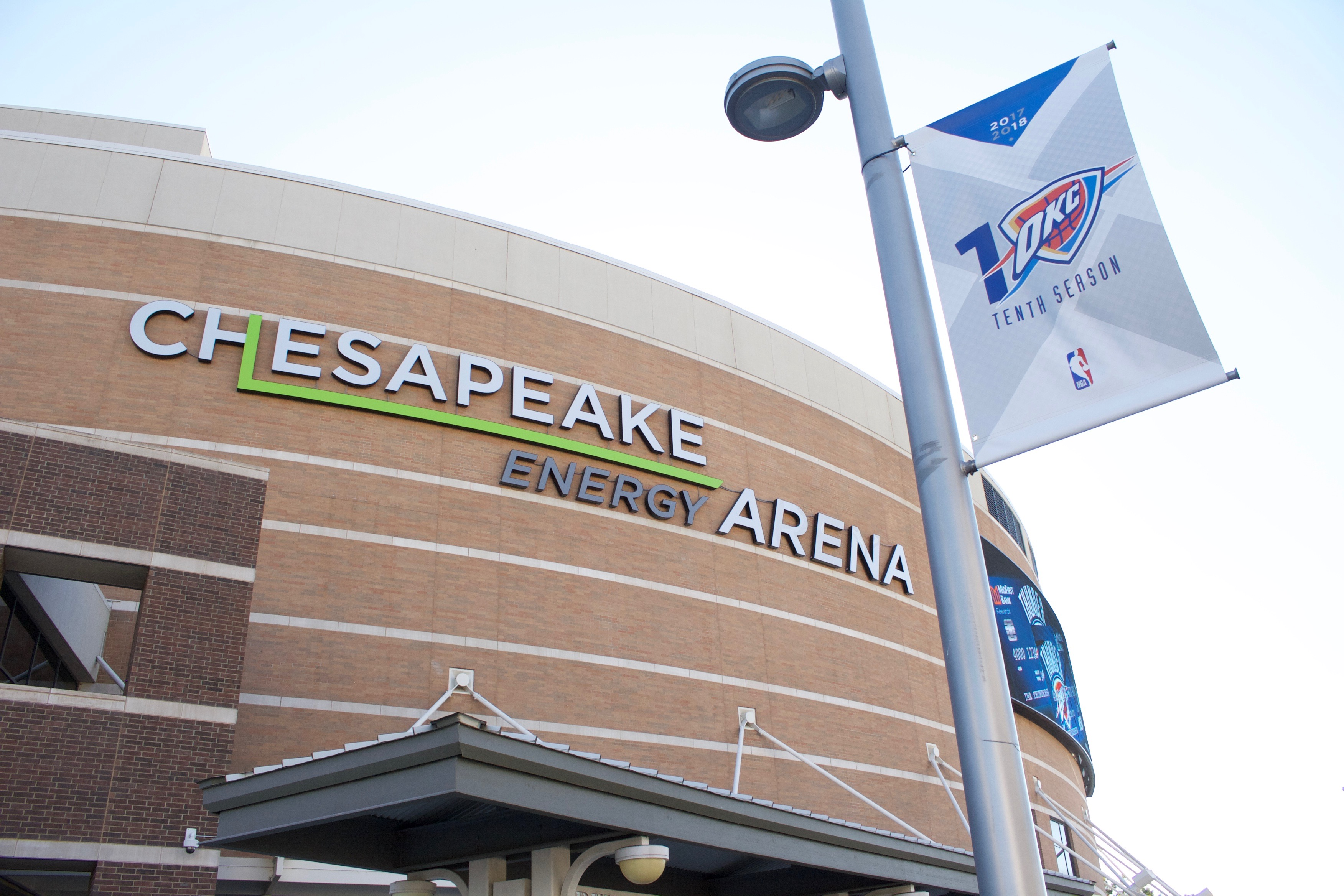 Thunder Fans Excited for10th Season; Big 3 Emerge