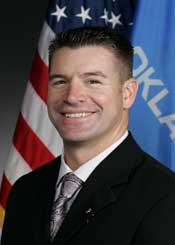 OK Representative John Bennett, R- Sallisaw.