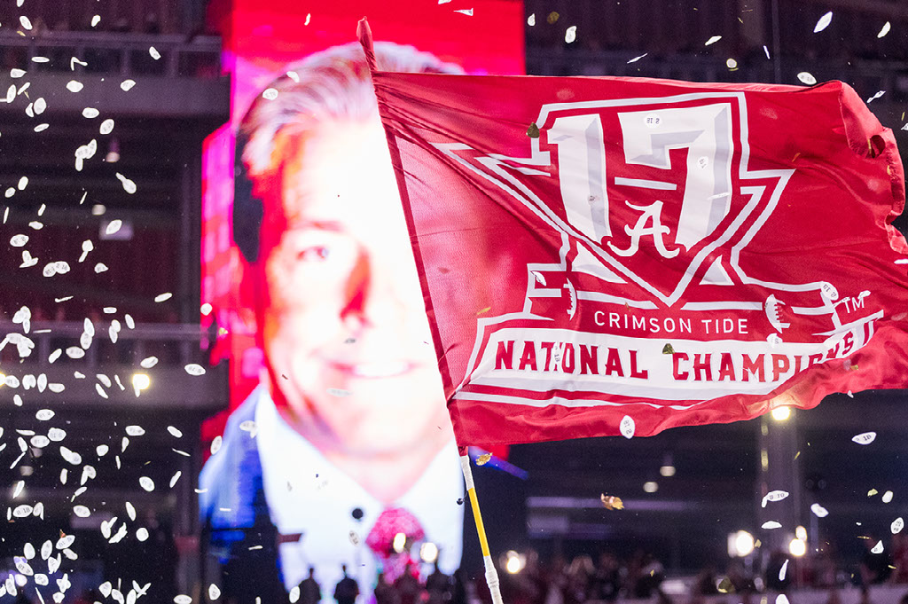 Alabama Wins 2018 NCAA National Championship