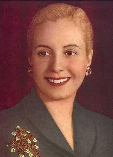 Women's History Month: Eva Peron