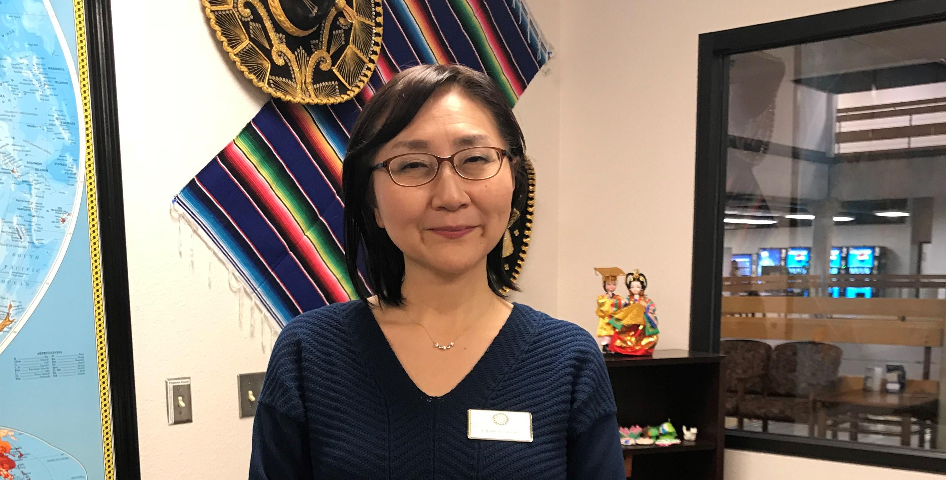 Staff Spotlight: Meet Chiaki Troutman