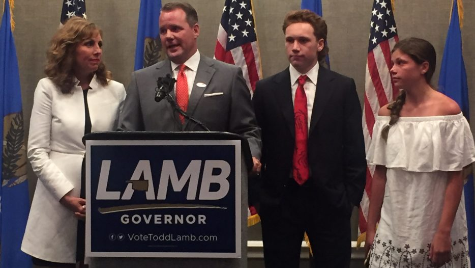 Stitt And Cornett In GOP Runoff; Edmondson Wins Demo Primary