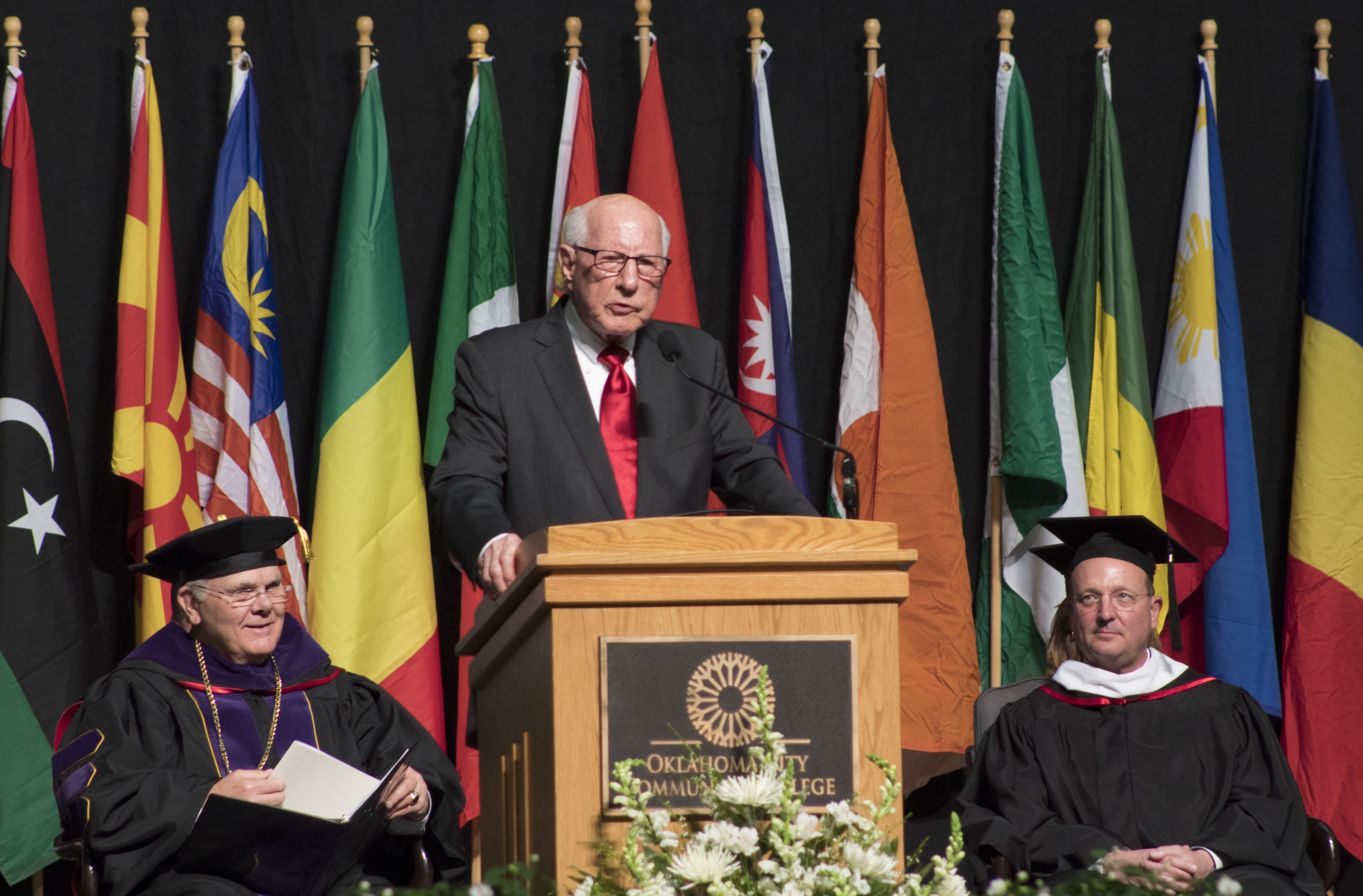 832 Students Named to OCCC Vice-President's Honor Roll